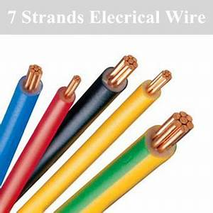 Types Of Electrical Wires And Cables - Buy Different Types ...