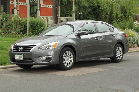 grey nissan altima rental review 2014 nissan altima s the truth about cars
