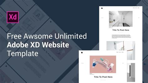 adobe xd templates adobe xd free website templates how to free web templates