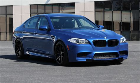 Bmw F10 M5 by Dinan F10 M5 S1 Signature Package 2014
