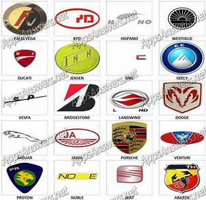 Guess Car Brand Level 161 – Level 180 Answers | Apps ...
