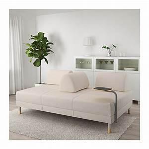 flottebo canape lit avec table d39appoint lofallet beige With tapis d entrée avec canapé lit confortable ikea