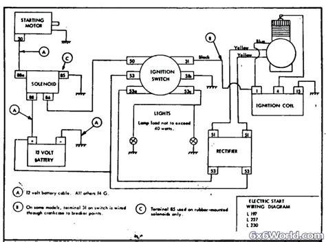 honda 390 wiring diagram technical diagrams