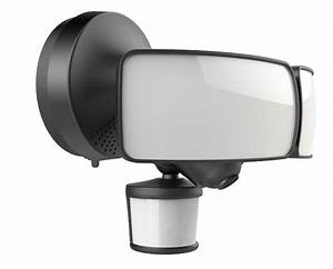 Maximus flood light security camera debuts at ces