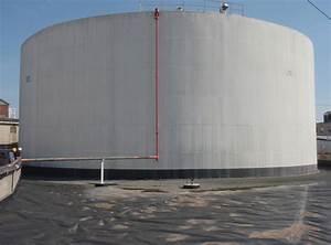 Above Ground Storage Tank Secondary Containment Hallaton