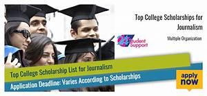 Top College Scholarships for Journalism - 2017 2018 ...