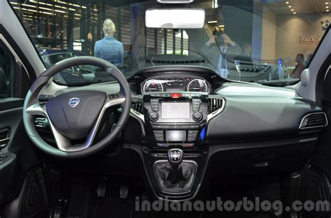 2016 Lancia Ypsilon Dashboard At The Iaa 2015