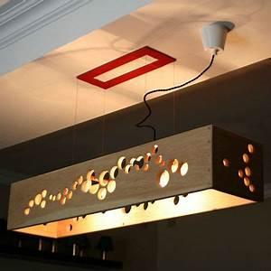 Luminaire Fait Maison : lustre maison un week end la maison ~ Melissatoandfro.com Idées de Décoration