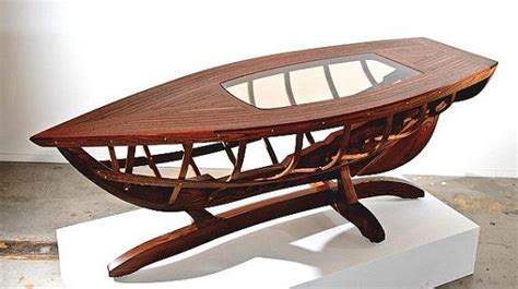 Boat Accessories Table by Coffee Table Quot Boat Quot Northwest Fine Woodworking Gifts