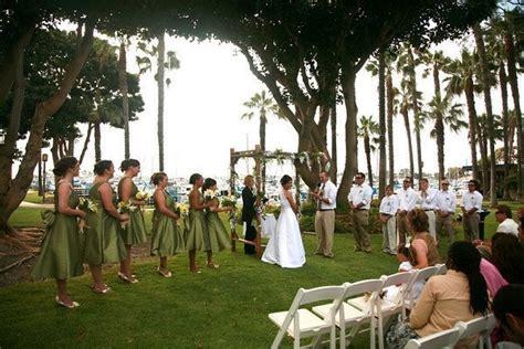 marina village san diego ca wedding venue