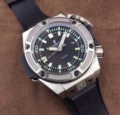 Curren King Power the hublot king power oceanographic replica review easy