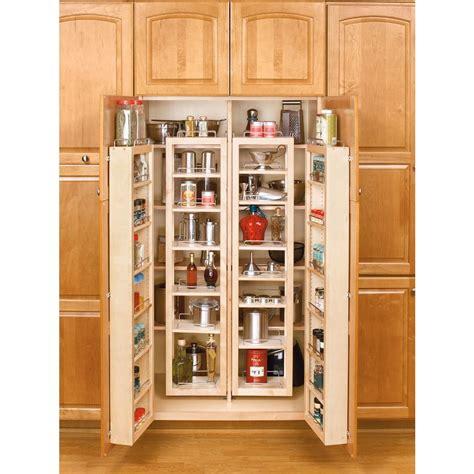 rev a shelf lazy susan lowes rev a shelf 57 in h x 12 in w x 7 5 in d wood swing out