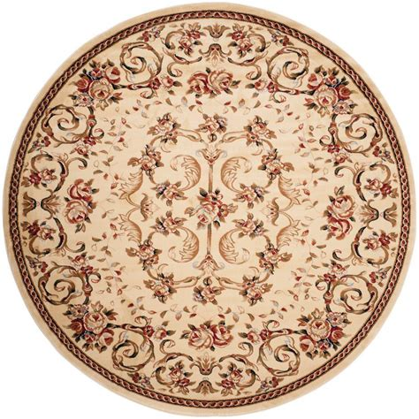 8 foot area rugs safavieh lyndhurst ivory 8 ft x 8 ft area rug