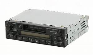 Toyota Rav4 1997 2dr 4x4 Radio Question