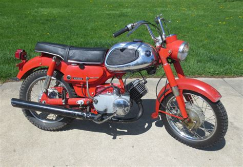 1966 yamaha motorcycles for sale