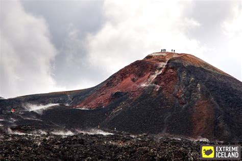 Fimmvorduhals Day Tour Volcano Hiking Iceland