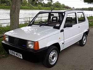 Fiat Panda : classic chrome fiat panda 750 l 1988 e white ~ Gottalentnigeria.com Avis de Voitures