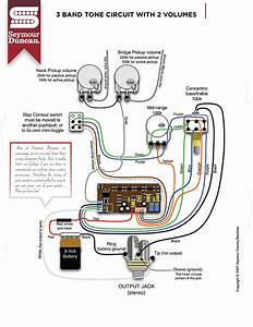 Seymour Duncan Active Pickups Wiring Diagram