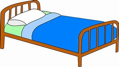 Bed Hospital Medical Pixabay Health Patient Vector