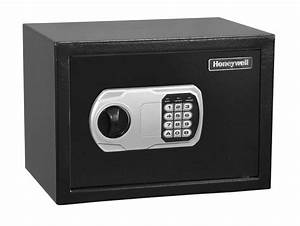 Honeywell 5110 Small Steel Security Safe With Digital Lock