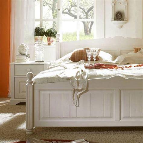 Landhaus Bett Weiss by 160x200 Bett Free Bett Massivholz Holzbett Bett Holz With