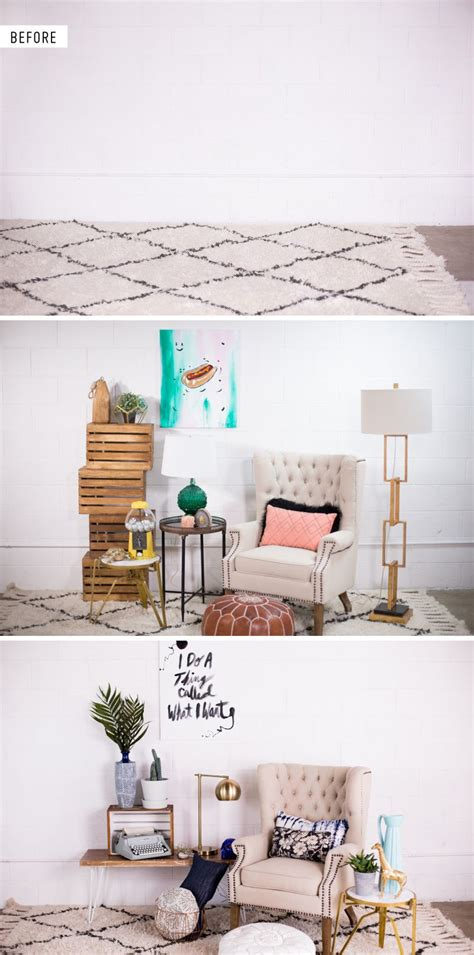 decorating with your own diy artwork mr kate david