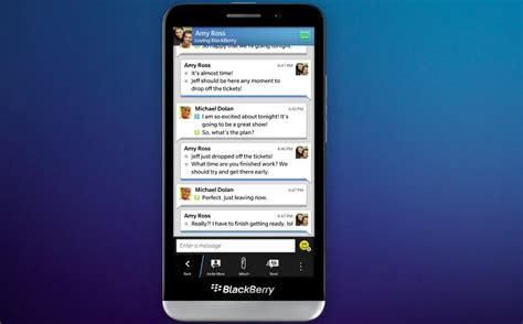 large android phones blackberry z30 goes after big android smartphones