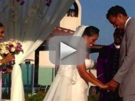 matt barnes  gloria govan married