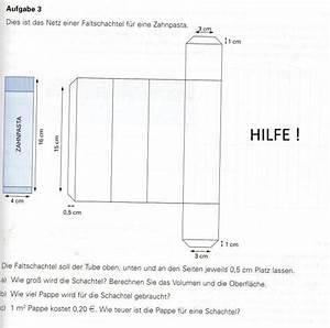 Quader Oberfläche Berechnen : quader quader netz daten errechnen mathelounge ~ Themetempest.com Abrechnung