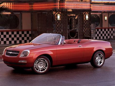 New Chevy Concept Cars by 2002 Chevrolet Bel Air Concept Conceptcarz