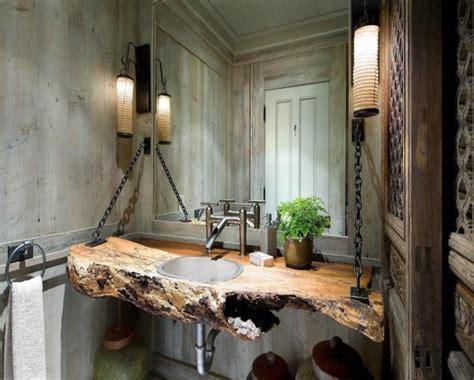 Rustic chic bathroom decor, primitive old window ideas