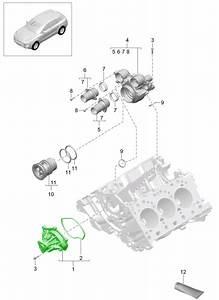 2005 Porsche Cayenne Engine Diagram