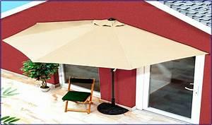 Balkon Sonnenschirm Mit Halterung : sonnenschirm balkon halbrund hauptdesign ~ Bigdaddyawards.com Haus und Dekorationen