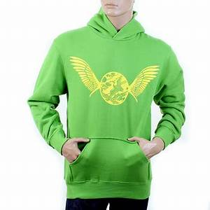 Buy Red Monkey Lime Green Hooded Sweatshirt at Togged