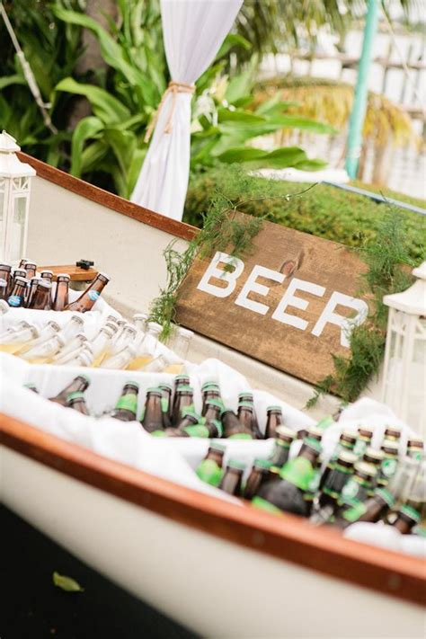 unique rustic canoe wedding ideas worth  deer