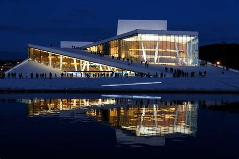 best water filters for water snohetta 39 s design for the oslo opera house