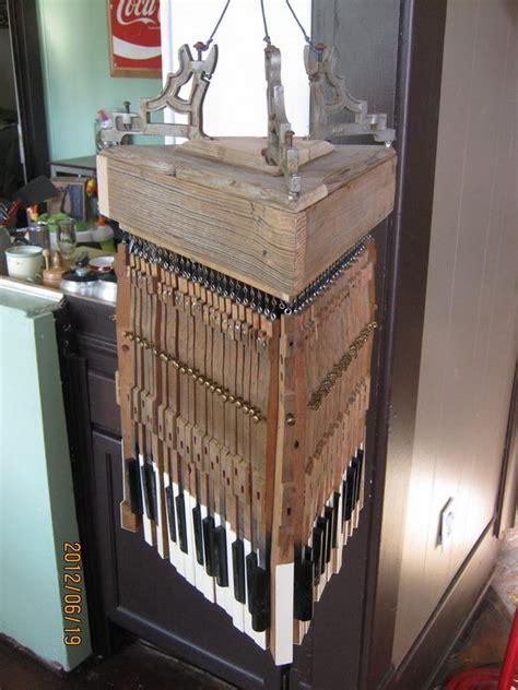 piano repurposed repurposing parts pianos keys creative repurpose furniture upright diy bar grand artwork crafts hanging idea into baby reclaimed