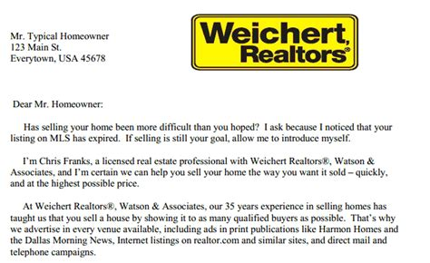 expired listing letter the best expired listing letter s for 2014
