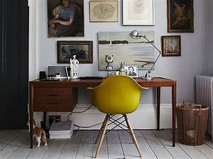 le jaune moutarde pimente notre interieur elle decoration With meuble jaune moutarde