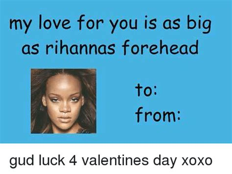 25+ Best Memes About Rihanna Forehead