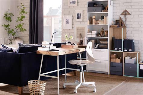 le bureau ikea 10 bureaux qui donnent envie de travailler déco idées