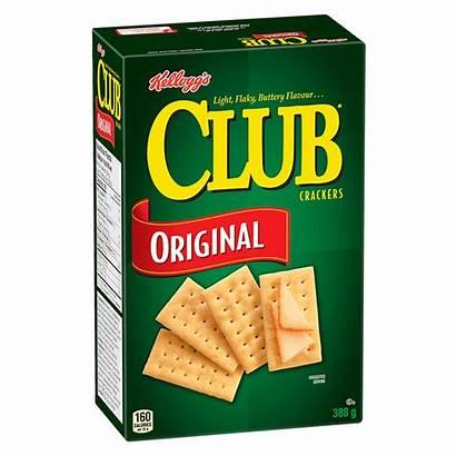 Crackers Kellogg Kelloggs Canada