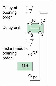 Auxiliaries Niii Z 5  Check Time Delay Of Mnr Delayed