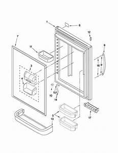 Kitchenaid Refrigerator Parts Manual