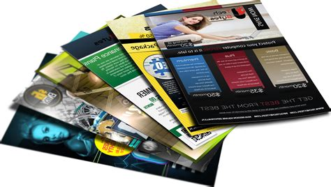 flyer companies services