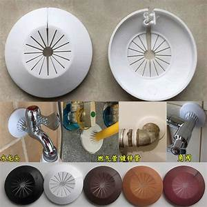 High Quality Plastic Wall Wire Hole Cover Air Conditioning