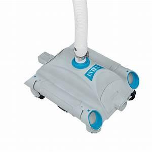 Aspirateur Hydraulique Piscine Hors Sol : robot aspirateur de fond gris 28001 achat vente ~ Premium-room.com Idées de Décoration