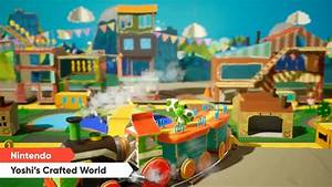 Yoshi39s Crafted World Launches Spring 2019 Nintendo