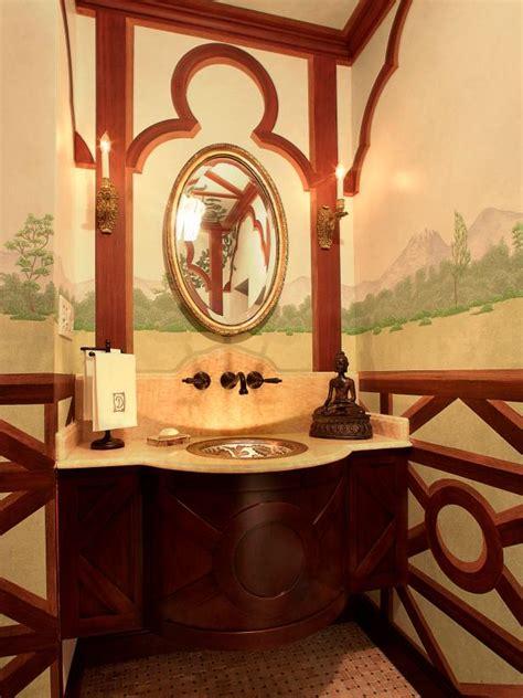 asian style bathrooms hgtv