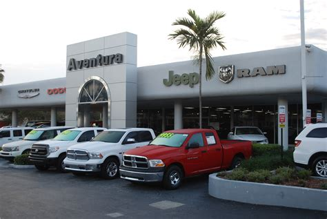 Mccune Chrysler Jeep Dodge by All New Aventura Chrysler Jeep Dodge Ram Aventura